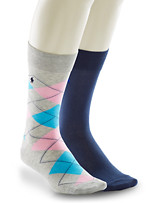 Polo Ralph Lauren® Argyle Socks – 2 Pk.