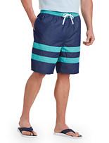 Rochester Bold Stripe Swim Trunks