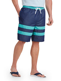 Rochester Bold Stripe Swim Trunks