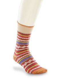Robert Graham® Ares Multi Stripe Socks