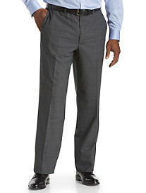 Jack Victor® Neat Flat-Front Pants