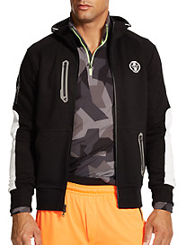 Polo Sport Double-Knit Full-Zip Hoodie