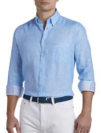 Paul & Shark® Linen Sport Shirt