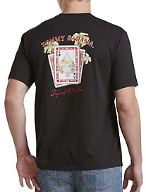 Tommy Bahama® Tropical O'Aces Tee