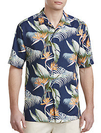 Tommy Bahama® Cool, Palm & Collected Silk Camp Shirt