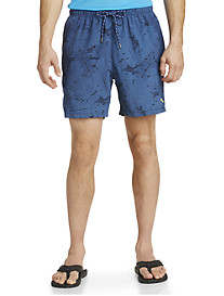 Tommy Bahama® Naples Captain Jacquard Swim Trunks
