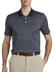 Cutter & Buck™ Ulysses Mercerized Jacquard Polo