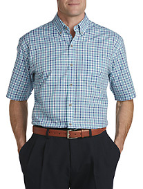 Cutter & Buck™ Mars Plaid Sport Shirt