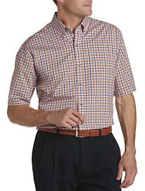 Cutter & Buck™ Mars Plaid Sport Shirt