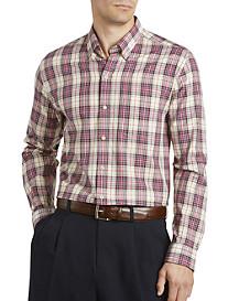 Cutter & Buck™ Lupine Plaid Sport Shirt