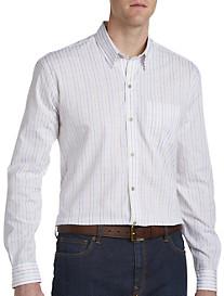 Cutter & Buck™ Lantern Stripe Sport Shirt