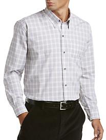 Cutter & Buck™ Terrain Check Poplin Sport Shirt