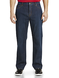 Cutter & Buck® Greenwood Stretch Denim Jeans