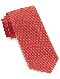 Robert Talbott Textured Solid Dot Silk Tie