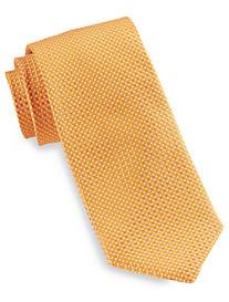 Robert Talbott Textured Solid Square Silk Tie