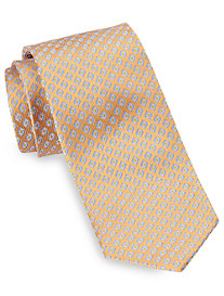 Robert Talbott Diamond Neat Silk Tie
