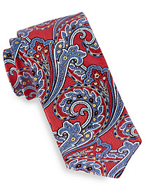 Robert Talbott Two-Tone Paisley Silk Tie