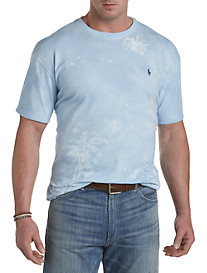 Polo Ralph Lauren® Printed Jersey Crewneck