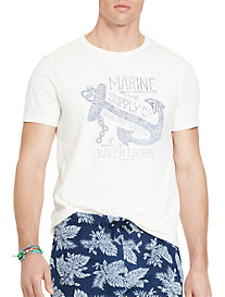 Polo Ralph Lauren® Anchor Graphic Tee