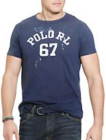 Polo Ralph Lauren® Polo RL 67 Graphic Tee