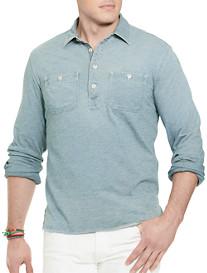 Polo Ralph Lauren® Indigo Jersey Popover