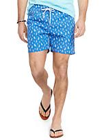 Polo Ralph Lauren® Preppy-Print Traveler Swim Shorts