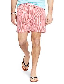 Polo Ralph Lauren® Stripe Traveler Swim Shorts