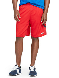 Polo Sport Mesh-Panel Athletic Shorts