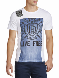 Buffalo David Bitton® Live Free Graphic Tee