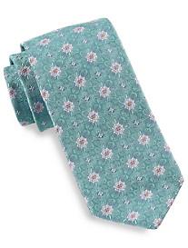 Robert Talbott Best of Class Large Floral II Silk Tie