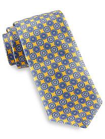 Robert Talbott Best of Class Carmel Circle Medallion Silk Tie