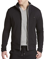 Michael Kors® Full-Zip Track Jacket with Reflective Trim