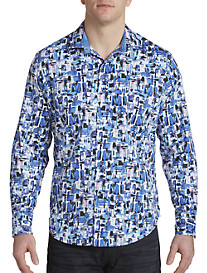 Robert Graham® Salton Sea Sport Shirt