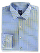 Brooks Brothers® Non-Iron Overcheck Dress Shirt