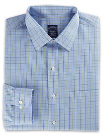 Brooks Brothers® Non-Iron Overcheck Dress Shirt