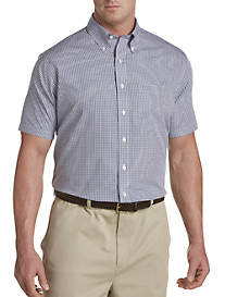 Brooks Brothers® Non-Iron Micro Check Sport Shirt