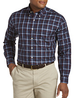 Brooks Brothers® Non-Iron Check Twill Sport Shirt