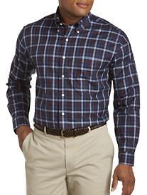 Brooks Brothers® Non-Iron Check Twill Sport Shirt