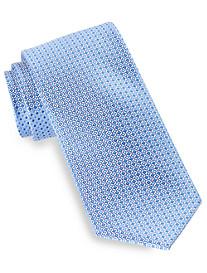 Rochester Diamond Neat Silk Tie