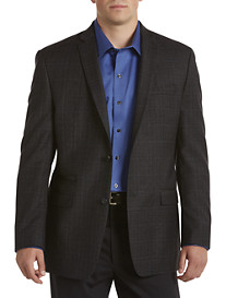 Marc New York Andrew Marc Plaid Wool Sport Coat