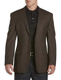 Michael Kors Multi Check Sport Coat