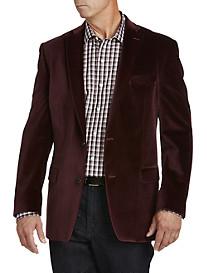 Michael Kors Velvet Sport Coat