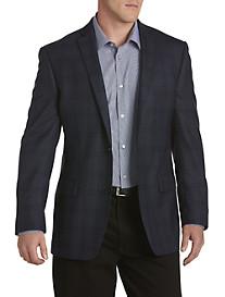 Michael Kors® Plaid Wool Sport Coat – Executive Cut