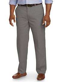 Brooks Brothers® Flat-Front Supima Cotton Stretch Pants