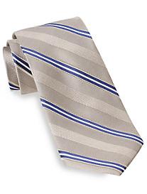 Michael Kors® Chevron Stripe Silk Tie