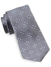 Michael Kors® Four Point Spread Silk Tie
