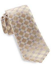 Michael Kors® Pixel Grid Silk Tie