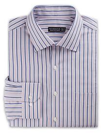 Rochester Non-Iron Textured Stripe Dress Shirt