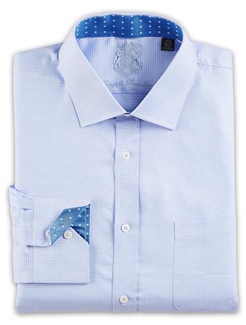 Men's Light Blue Dress Shirts