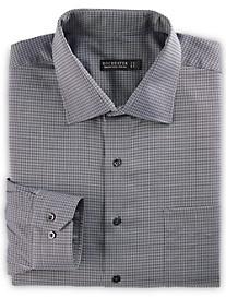 Rochester Non-Iron Tonal Houndstooth Dress Shirt
